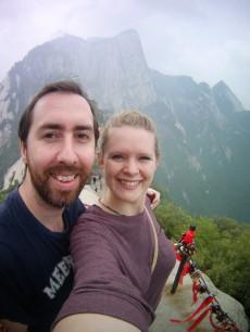 North Peak Selfie