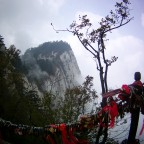 Mt. Hua (Huashan): One of the Best Days in China