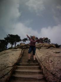 Third Peak