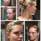 Makeup: Five Minute Face