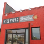 Beer in Situ: Weldworks Brewing