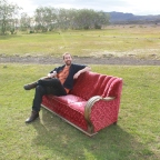 The Little Red Couch of Absurdity