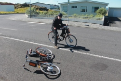 Crappy bike!