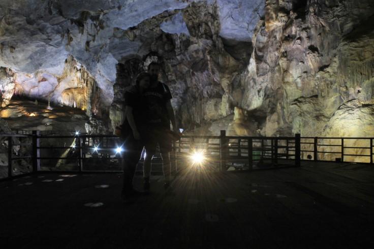 Paradise Cave 2017