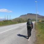Hitch Hiking Adventure in Iceland: Snaefellsness
