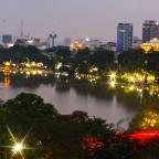 Hanoi On a Clear Day